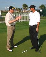 Golf Psychologist Dr. Cohn