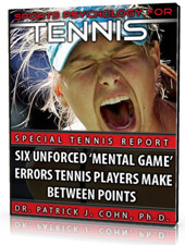 Sports Psychology for Tennis Report