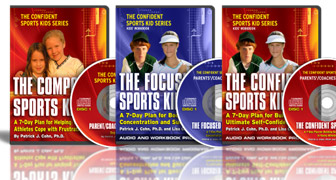 Order The Confident Athlete Series