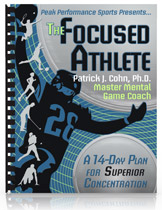 The Focused Athlete Workbook