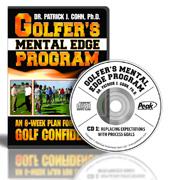Golf Sports Psychologist - CD Program