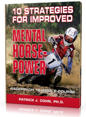 Sports Psychology for Auto Racing and Motocross