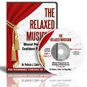 The Relaxed Musician CD