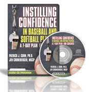 Baseball Confidence CD Program for Coaches Image