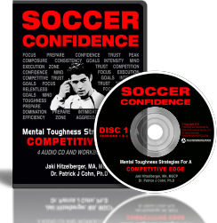 Soccer Confidence CD and Workbook Program