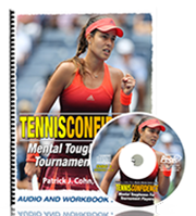 Tennis Confidence CD and Workbook Image