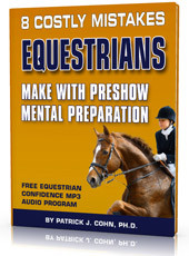 equestrian psychology report