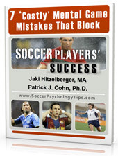 soccer psychology report