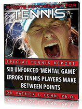 tennis psychology report