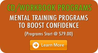 Sports Psychology CD and Workbook Programs