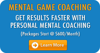 Mental Game Coaching and Sports Psychology Coach