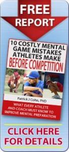 sports pyschology report