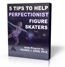 confident figure skater audio program
