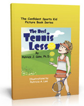 Confident Sports Kids Picture Book Series