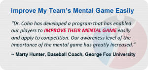 Sports Psychology Certification