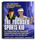 focused sports kid