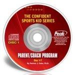 confident sports kid